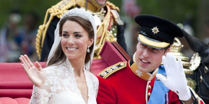 16 fakti par Keitas un Viljama kāzām, kurus tu līdz šim nezināji