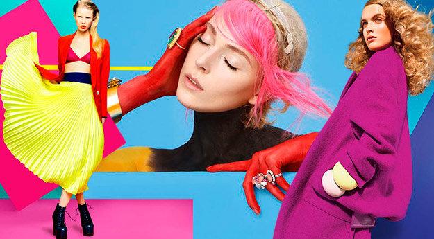 Lūk, kādu krāsu gammu tev izvēlēties, ņemot vērā tavu matu un ādas toni!