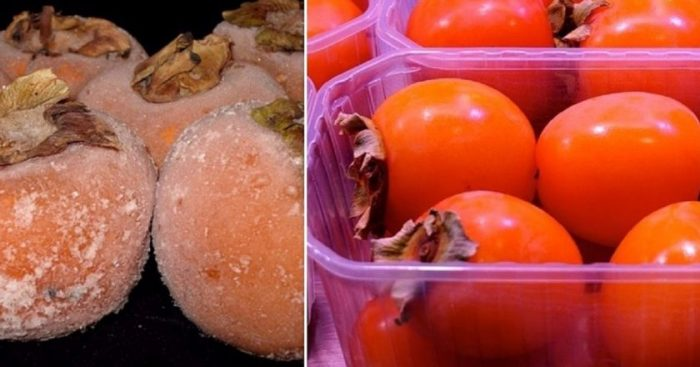 Izrādās, ka hurmu var ēst arī vasarā, ja vien to pareizi uzglabā!