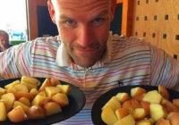 Viņš veselu gadu no vietas pārtika TIKAI no kartupeļiem – rezultāti šokē ikvienu!