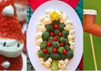 Interesantas Ziemassvētku dekorācijas – izrotā māju un svētku galdu!