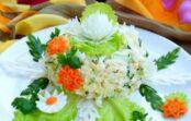 """Salāti """"Monika"""" – super gards un veselīgs variants, kas palīdzēs ieturēt slaido līniju"""