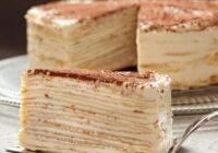 """Torte """"Krepvil"""" – garšīgākā kūka visā pasaulē!"""