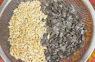 Kā ātri notīrīt veselu kilogramu saulespuķu sēklu