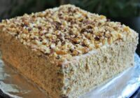 Garda torte bez cepšanas – vajadzēs tikai dažas sastāvdaļas
