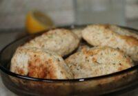 Diētiskās vistas gaļas kotletes – uz 100 gramiem nieka 100 kcal!
