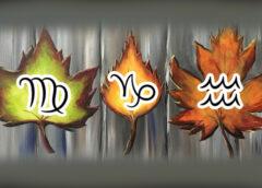3 Zodiaka zīmes, kuras laika periodā no 30. septembra līdz 6. oktobrim pavadīs veiksme