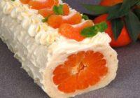 Jaungada rulete ar mandarīniem. Viesi būs sajūsmā
