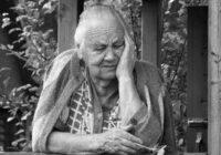 Nevajadzīgā māte. Kāpēc veci cilvēki kļūst nevajadzīgi?