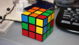 Kubika rubika noslēpums ir atklāts, jeb kā salikt kubiku rubiku