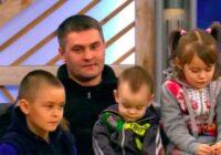 Vientuļais tēvs audzināja 5 bērnus. Kā norit viņu dzīve pēc dažiem gadiem