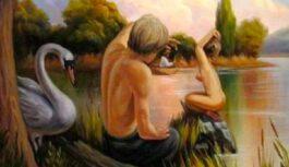 Tas, ko jūs saskatījāt gleznā vispirms,  atklās jūsu tuvāko nākotni