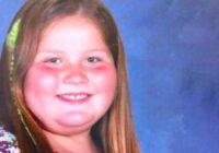 9-gadīga meitenīte svēra 84 kg, taču 1,5 gadu laikā spēja nomest svaru un kļūt par slaidu skaistuli