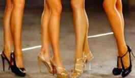 Pēc kāju formas var noteikt sievietes temperamentu