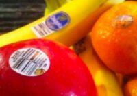 Ko nozīmē uzlīmītes uz augļiem? Svarīga informācija pircējiem