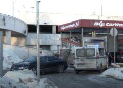 Jaunākā informācija par vakardienas apšaudi pašapkalpošanās automazgātuvē pie Riga Plaza