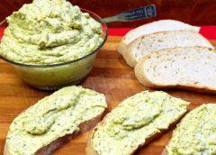 Vasarīgs kabaču krēmsiers sviestmaizēm: sātīgi, garšīgi un pieejami
