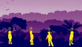Personības tests – vai vari pateikt, kurš no attēlā redzamajiem bērniem ir meitene?